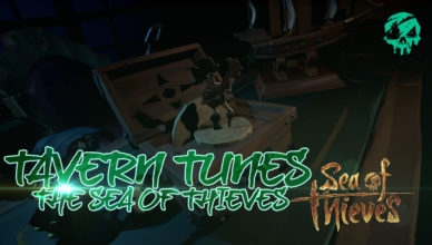 MUSIQUE OFFICIELLE THE SEA OF THIEVES
