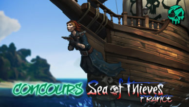 CONCOURS SEA OF THIEVES FRANCE
