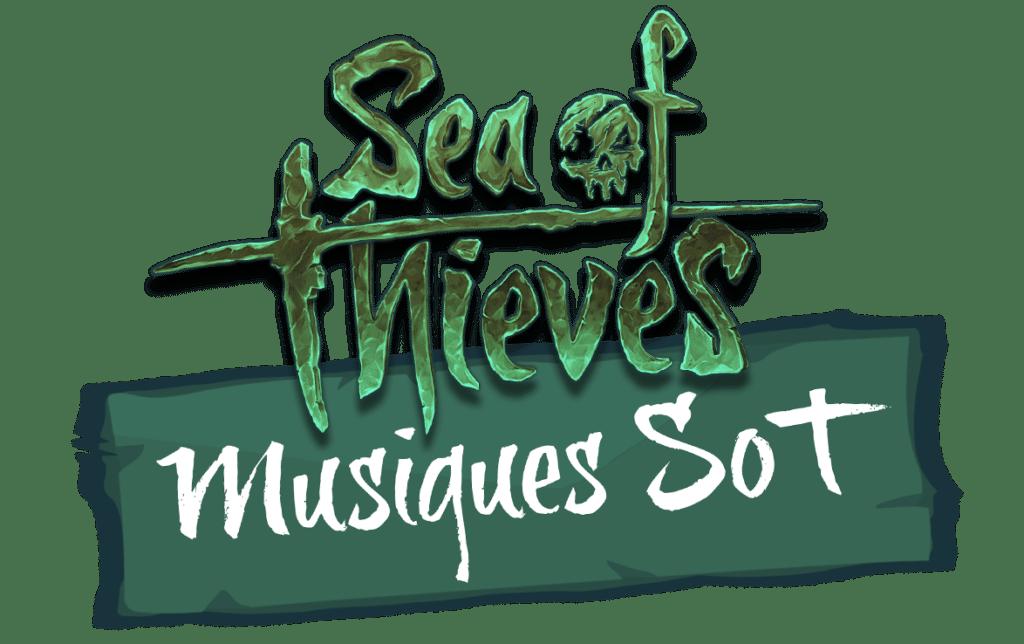 musiques officielles sea of thieves
