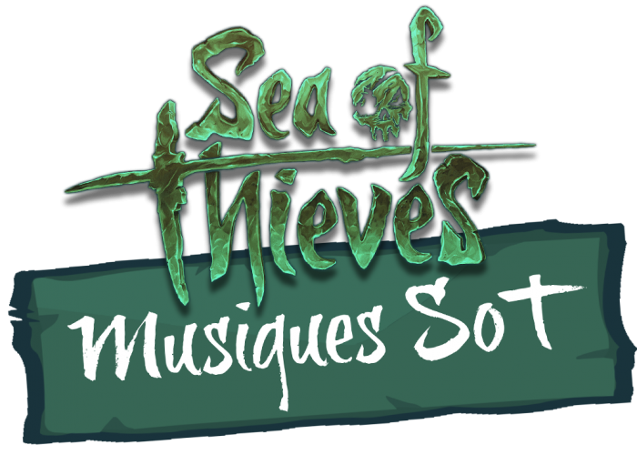 musiques officielles sea of thieves