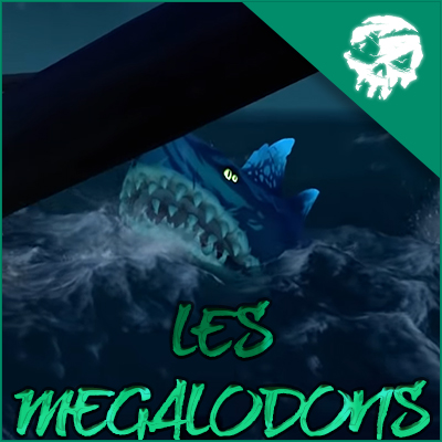 LES MEGALODONS