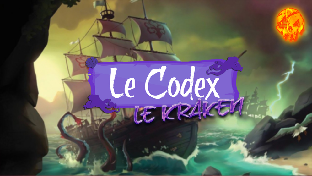 SEA OF THIEVES: LE CODEX - Sea of Thieves France