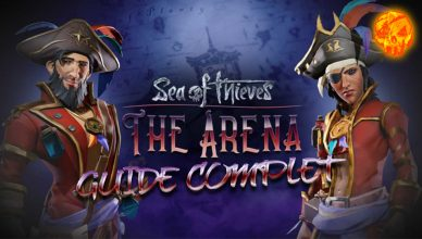 guide complet sur the arena