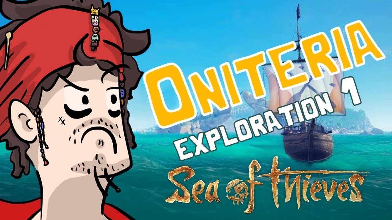 ONITERIA SEA OF THIEVES