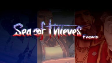 TWITCH SEA OF THIEVES FRANCE