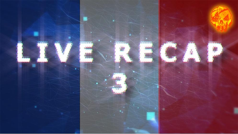 LIVE RECAP 3