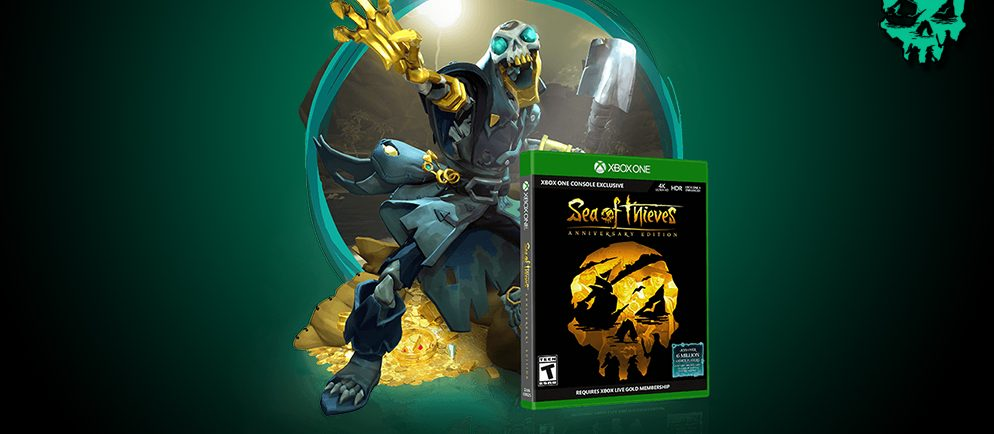 SEA OF THIEVES -50%