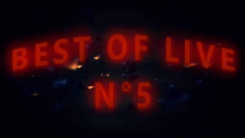 LIVE RECAP 5