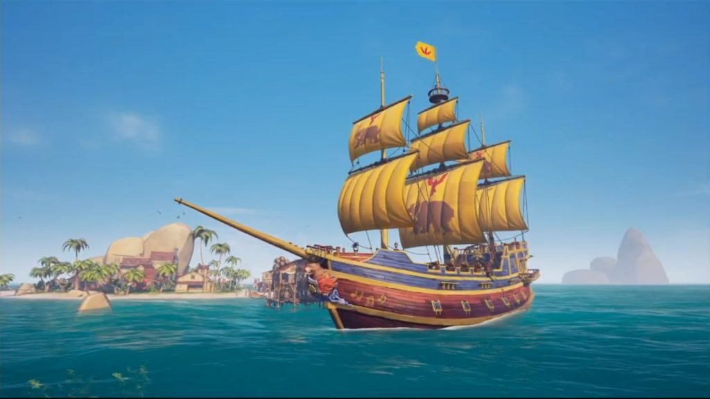 live pirate emporium