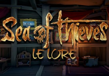 SEA OF THIEVES LE LORE