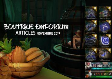 Emporium articles novembre 2019
