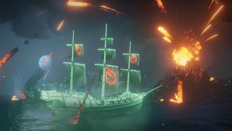 SEA OF THIEVES FRANCE MISE A JOUR 2.0.9 PATCH NOTE FR