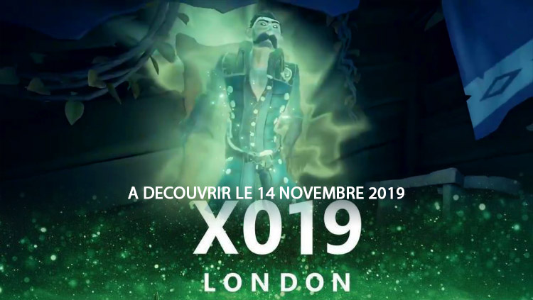X019 LONDRE SEA OF THIEVES FRANCE