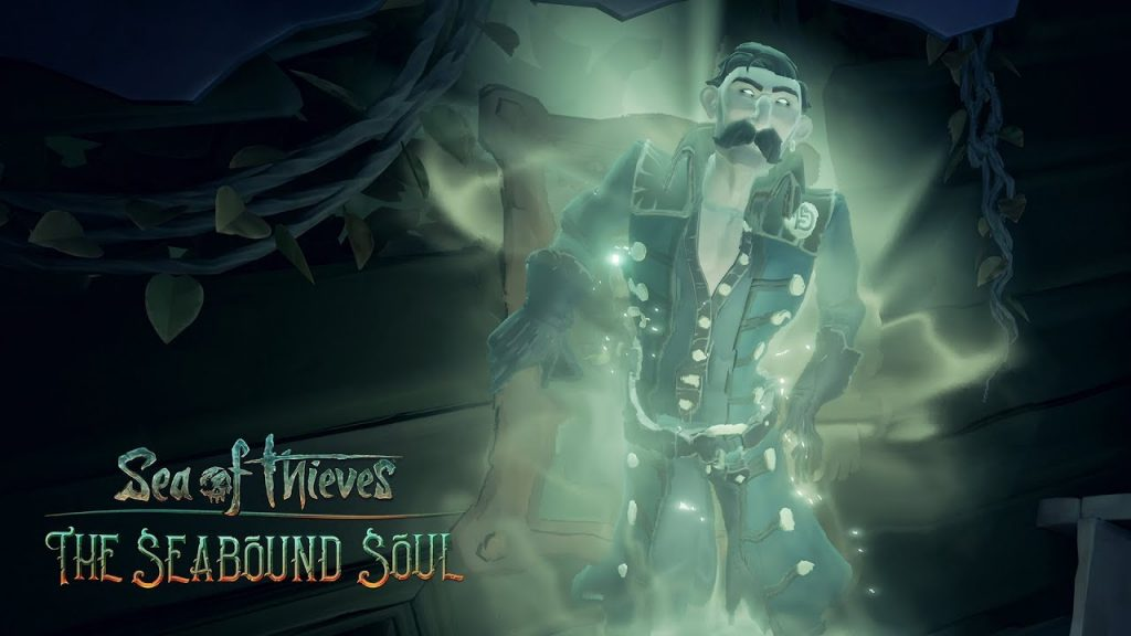 seabound soul bande annonce sea of thieves france