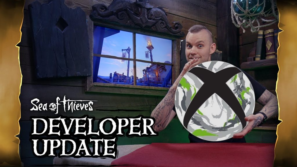 video des developpeurs sea of thieves france