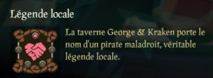 legendes mer Easter Eggs UMBRA