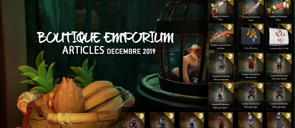 Emporium articles décembre 2019