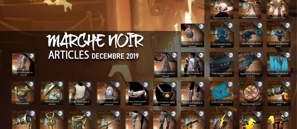 marché noir décembre 2019 sea of thieves france