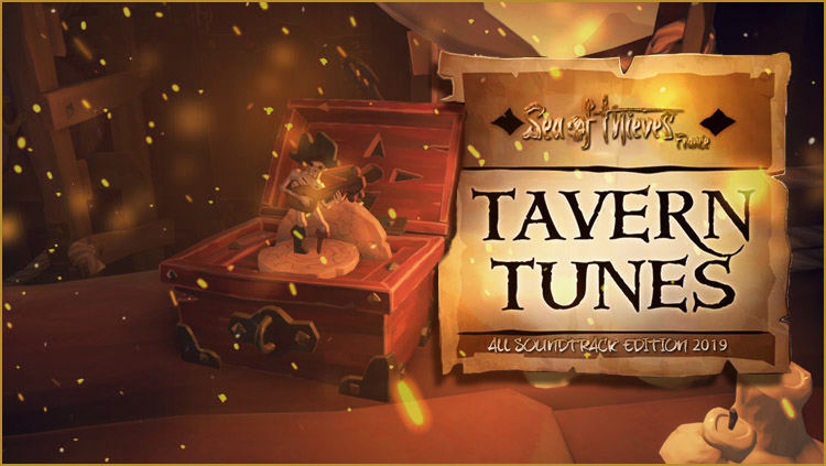 musiques sea of thieves france