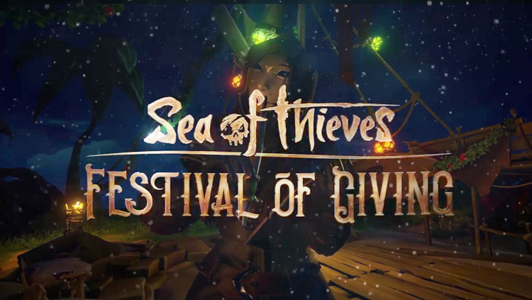 teaser festival of giving sea of thieves france