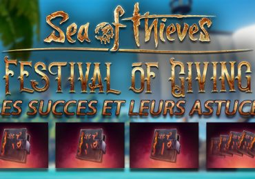 festival of giving succès