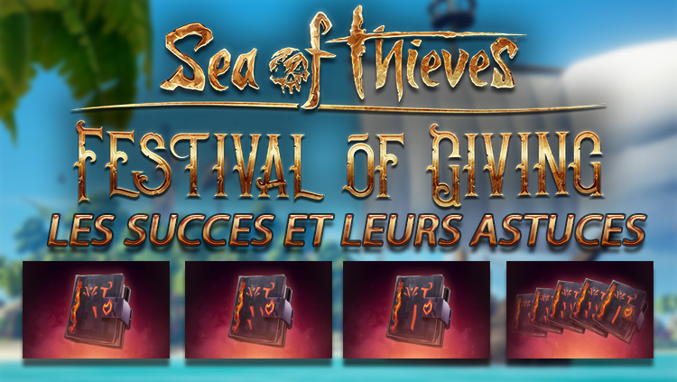 festival of giving succès