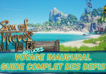 voyage inaugural