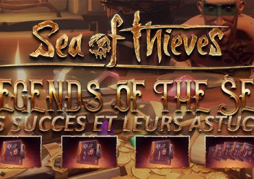 légendes mer succès sea of thieves france