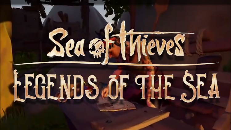 teaser légendes de la mer