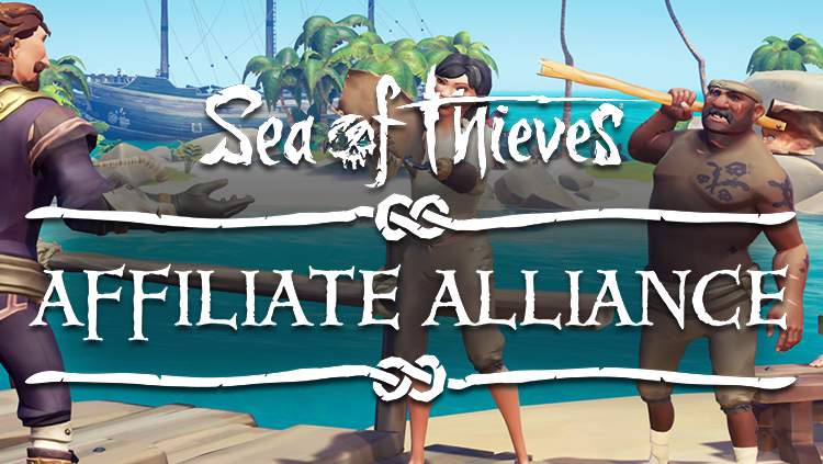 programme affiliate sea of thieves france