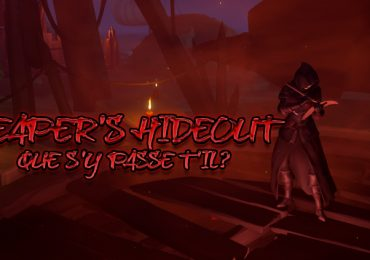 Reaper's hideout sea of thieves france