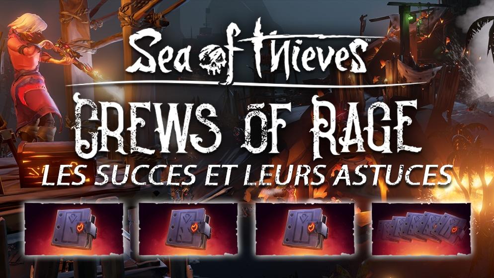 crews of rage succès