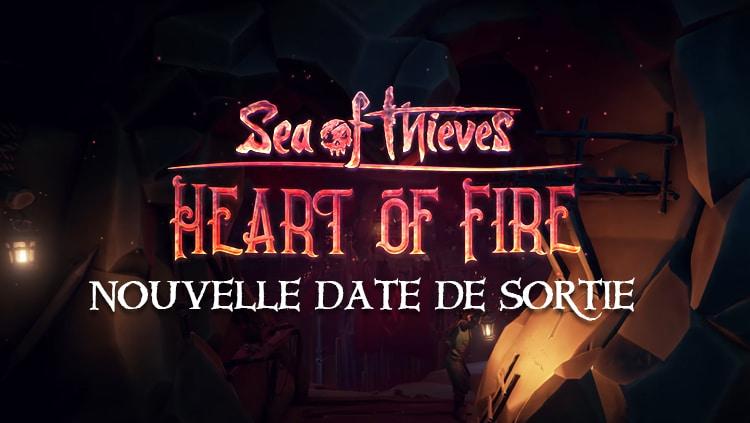 HEART OF FIRE DATE