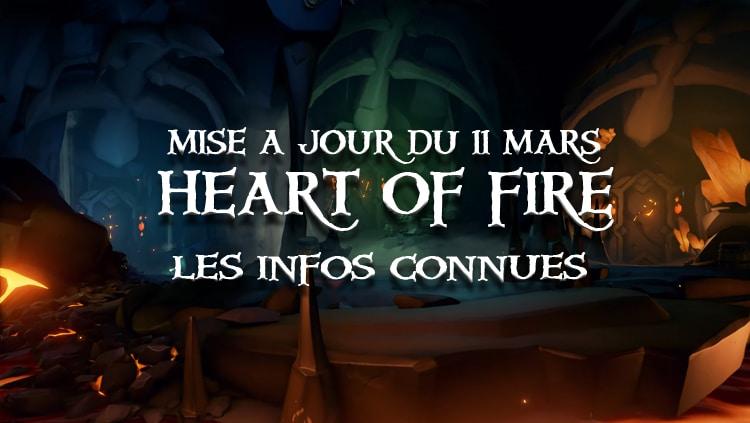 heart of fire récapitulatif