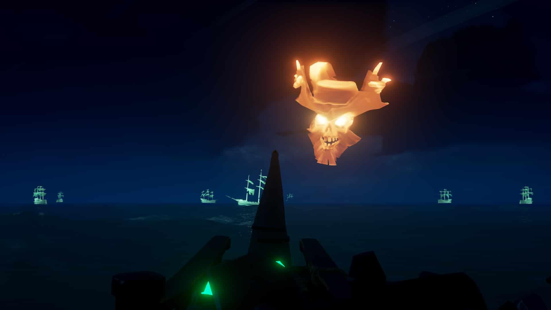 guide événement navires fantômes