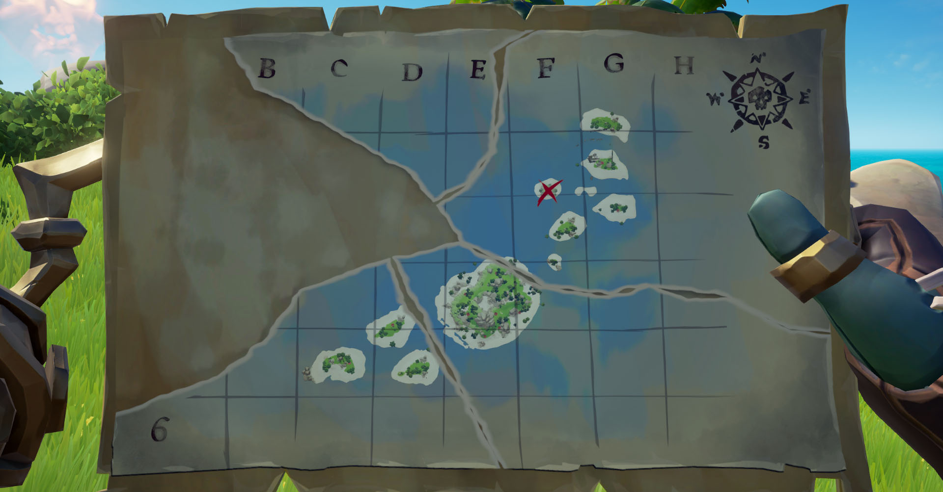 guide caches anciennes