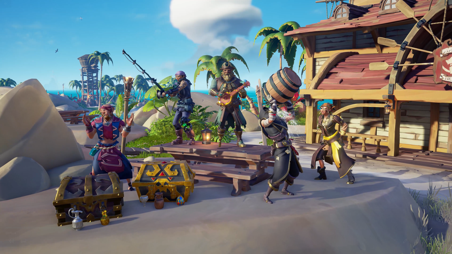 saisons guide sea of thieves